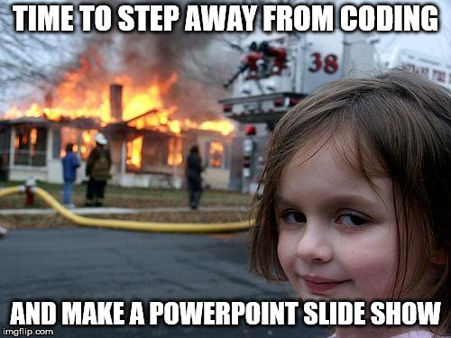 disaster powerpoint
