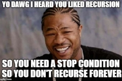 Xzibit recursion